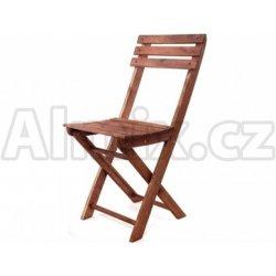 Zahradní židle a křeslo Židle Acacia skládací