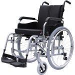 Recenze MedicalSpace Excel Alu Plus invalidní vozík odlehčený šíře sedu: 48 cm