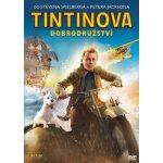 Tintinova dobrodružství DVD