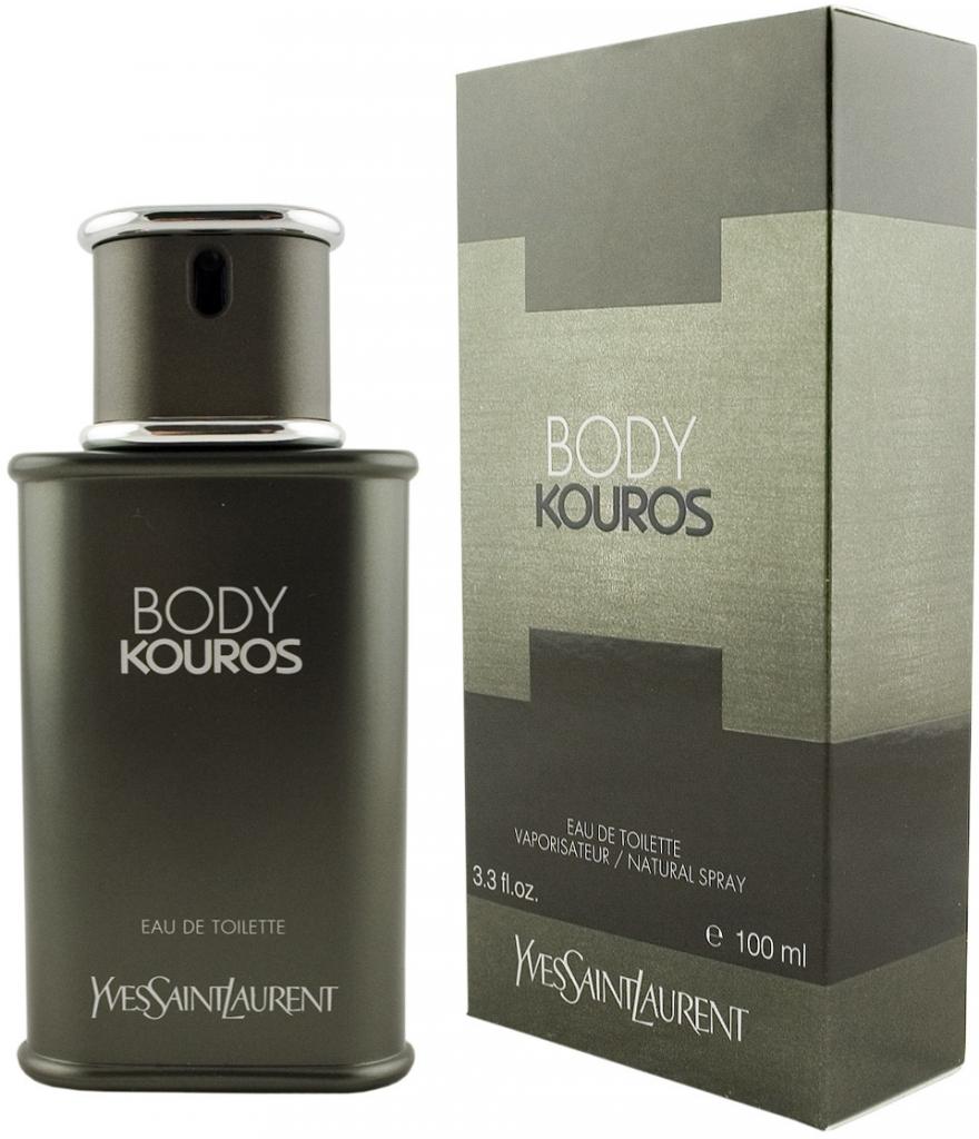253b19f81d Yves Saint Laurent Body Kouros toaletní voda pánská 100 ml od 944 Kč -  Heureka.cz