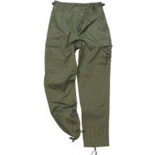 Army kalhoty Bdu oliv