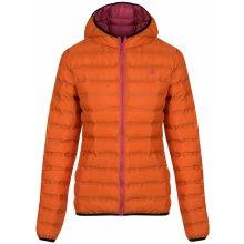 Loap dámská městská bunda Itamanka oranžová