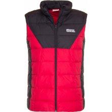 Nordblanc NBWJM5814 ROCKER tmavě červená pánská zimní vesta 1de0d803c8