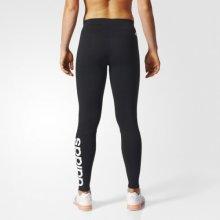 Adidas Performance ESS LIN TIGHT Dámské legíny S97155 černá caf48180ad