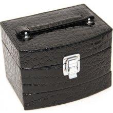 JKBox Black SP300-A25 šperkovnice