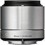 Sigma 60mm f/2,8 DN A micro 4/3