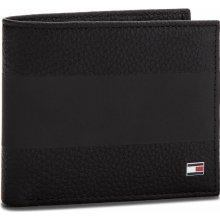 Tommy Hilfiger Velká pánská peněženka Block Stripe Mini Cc AM0AM03663 002