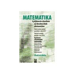 Matematika k přijímacím zkouškám na VŠE 2017
