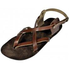 50f5cb0ecd68 Unisex kožené barefoot sandály Peribsen