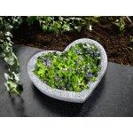 Die moderne Hausfrau Květináč srdce 633341