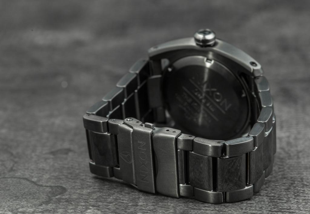 Nixon Kingpin Gunmetal alternativy - Heureka.cz 64b4dc93bdb