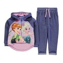 Character Disney Frozen Holčíčí tepláková souprava