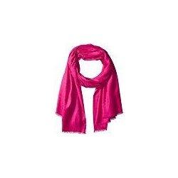 b0ddbc8196d Calvin Klein dámská šála Ck logo pashmina růžová alternativy ...
