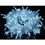 ISO Vánoční osvětlení 200 LED studená bílá 2v1