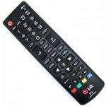 Dálkový ovladač LG AKB73715603