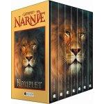 Letopisy Narnie 1-7.díl Komplet krabice - 3. vydání - Lewis Clive Staples