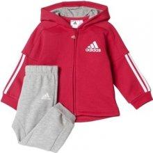 Adidas St Fzh Jog Fl červená