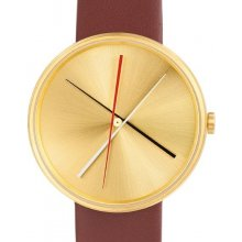 PROJECT WATCHES Crossover BRASS / Brown