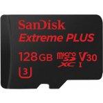 SanDisk microSDXC Extreme Plus 128GB SDSQXWG-128G-GN6MA