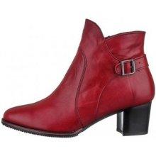 Kotníčková obuv BARTON 15616