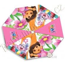 Diomercado Deštník s 3D rukojetí Dora