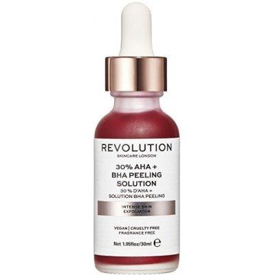 Makeup Revolution Skincare 30% AHA + BHA Peeling Solution 30 ml