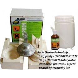 LUKOPREN N1522 zalévací silikonová pasta 1 kg