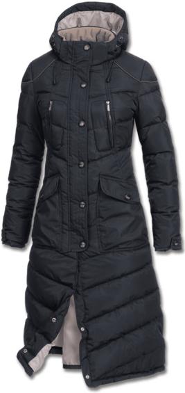 282f2744e ELT Zimní jezdecký kabát Saphira Černá od 4 250 Kč - Heureka.cz