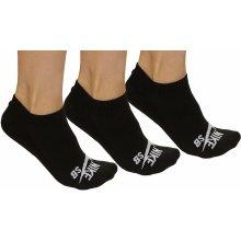 Nike SB 3PPK No Show - 001 Black Black White d09188d9e0