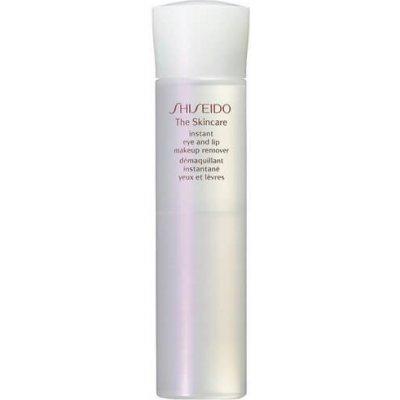 Shiseido Odličovač očí a rtů The Skincare (Instant Eye And Lip Make-up Remover) 125 ml