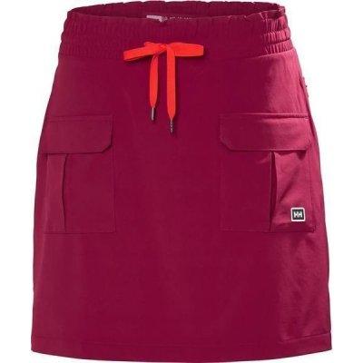 Helly Hansen W Vik Skirt plum