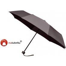 Skládací deštník Fashion šedý