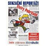 Senzační reportáže Elvíry Pobrkané, Komiks, reporčtáže, záhady a hádanky