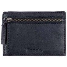 Bench peněženka Leather Card & Coin Holder Black Beauty BK11179