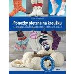 Euromedia Group, k.s. Ponožky pletené na kroužku - 50 jednoduchých návodů na pletení bez jehlic