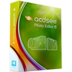 ACDSee Photo Editor 6 pro 5-19 uživatele - ACDPE6LB-EN