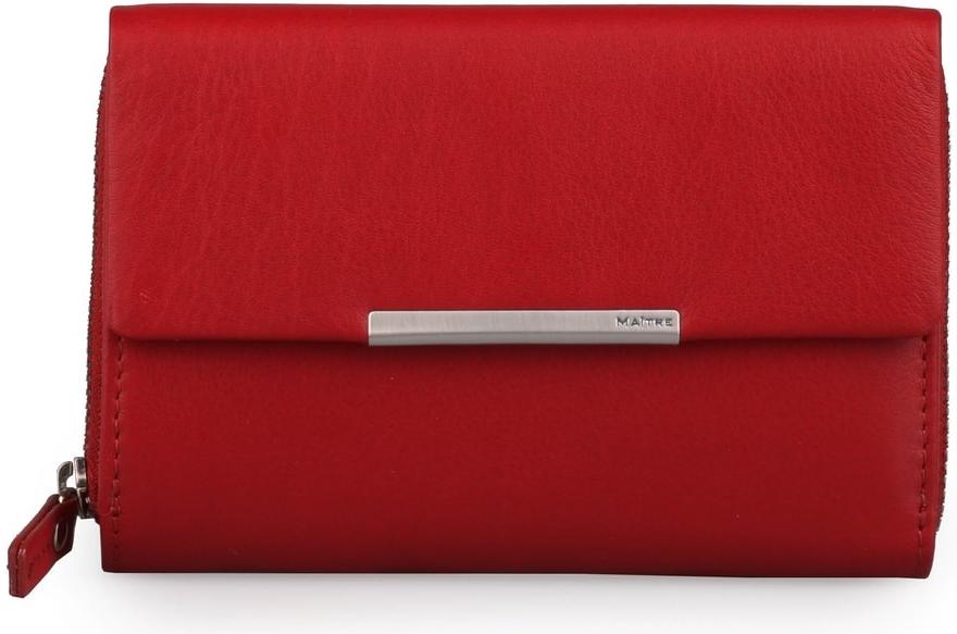 ca26f00e0 Maitre Dámská kožená peněženka Belg Dagrete 4060001415 červená alternativy  - Heureka.cz
