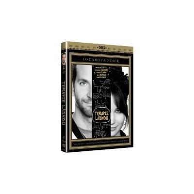 Terapie láskou / Silver Linings Playbook - DVD