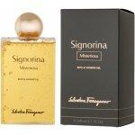 Salvatore Ferragamo Signorina Misteriosa sprchový gel 200 ml