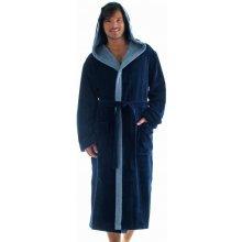 Vestis pánský župan s kapucí Tampa Duo 39595952 tmavě modrý DS21823359