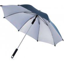 XD Design Hurricane deštník 58,5cm tmavě modrá