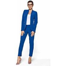 Kartes dámský kalhotový kostým modrý
