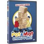Pat a Mat znovu v akci DVD