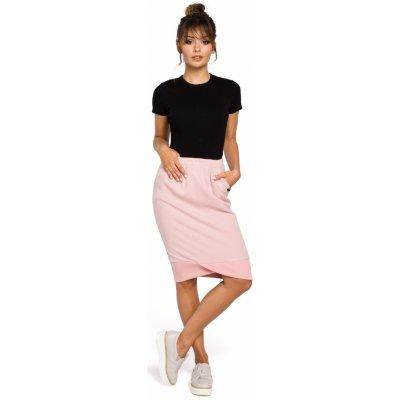 BE sukně 104226 růžová
