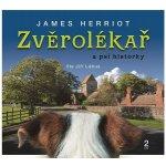 Zvěrolékař a psí historky - James Herriot; Jiří Lábus
