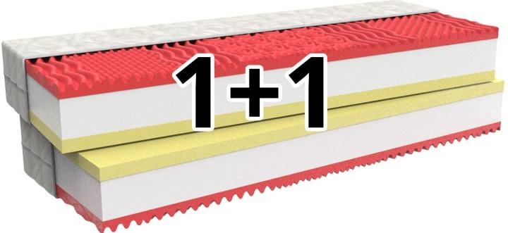 matraci MPO Memory Comfort 1+1