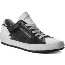 Sneakersy GUESS - Low FMLOW1 LEA12 BLACK
