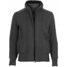 Firetrap Two Zip Lined Knit Cardigan Mens