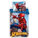 Jerry Fabrics Povlečení Spiderman 04 micro Polyester - mikrovlákno 140x200 70x90