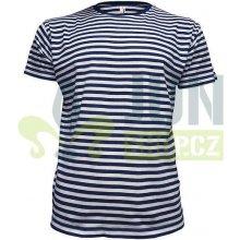 námořnické tričko dětské námořní modré